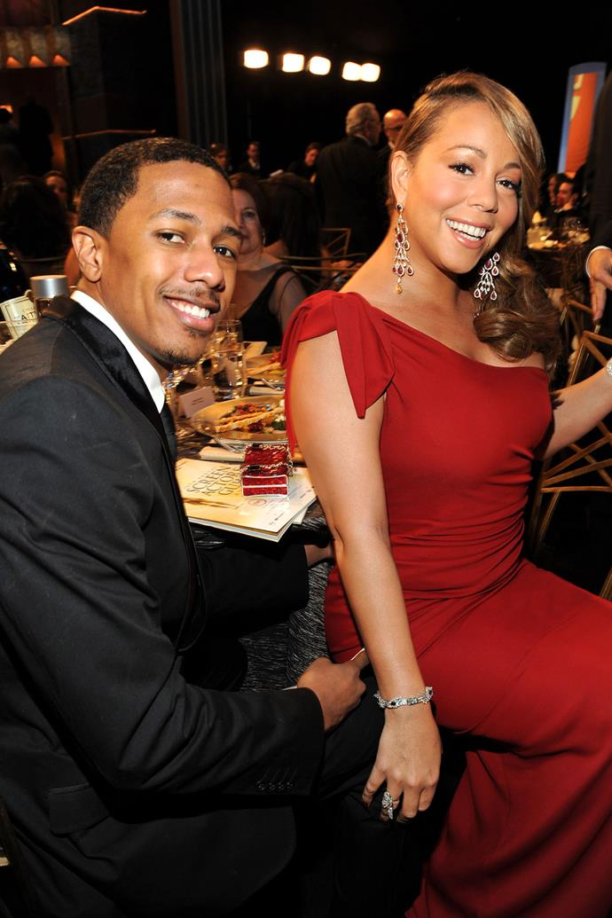 "**Mariah Carey and Nick Cannon**  Mariah and Nick weren't virgins when they got together, but they decided to remain celibate until they tied the knot. ""It's not that we had no intimacy,"" [Mariah said]. ""We just didn't have complete intimacy. It's just me, and my feelings. But we both have similar beliefs, and I just thought that it would be so much more special if we waited until we were married. And it was."""
