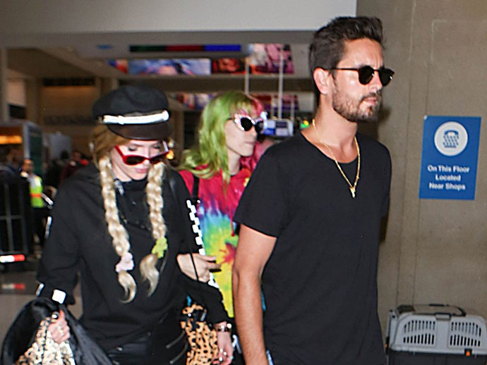 Scott Disick and Bella Thorne went to Cannes together and we're still kinda weirded out