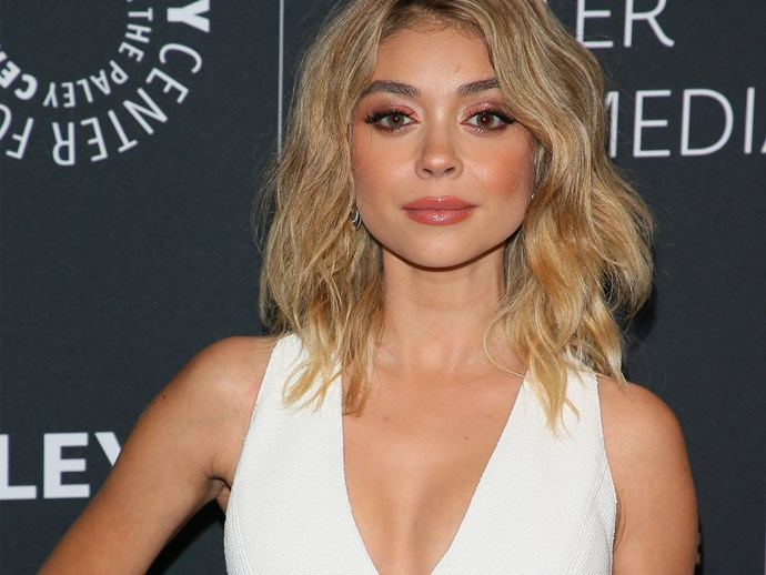 Sarah Hyland responds to online bullies who say she's 'too skinny'