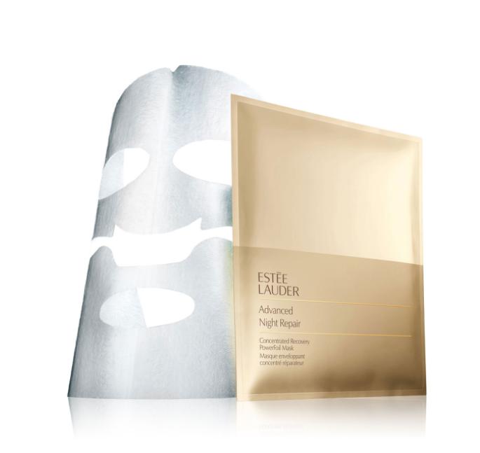 "Estee Lauder Advanced Night Repair Concentrated Recovery Powerfoil Mask at [David Jones](http://shop.davidjones.com.au/djs/ProductDisplay?catalogId=10051&productId=10243050&langId=-1&storeId=10051&cm_mmc=googlesem-_-PLA-_-Health+and+Beauty+-+Personal+Care-_-Estee+Lauder+Advanced+Night+Repair+Concentrated+Recovery+Powerfoil+Mask&CAWELAID=620017140003336683&CAGPSPN=pla&CAAGID=19249391896&CATCI=aud-111152062802:pla-51320962143&gclid=CjwKEAjwgZrJBRDS38GH1Kv_vGYSJAD8j4Df0ZRMAwNCvaQwq88osJGPGXR7WKg6REeNvWgow7iRkxoCA8rw_wcB&gclsrc=aw.ds|target=""_blank"")"