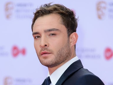 Prepare your hearts: Ed Westwick has a girlfriend and it's Instagram offical