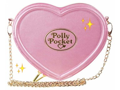 ATTN '90s kids: You can now buy an actual Polly Pocket bag