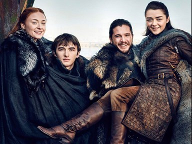 Game of Thrones spoiler alert! These pics are giving away a major character death