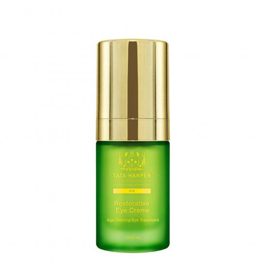 "Her eye cream is an organic blend of essential oils and plant extracts that banishes dark circles.   Tata Harper Restorative Eye Crème, $116.58, at [Net-a-Porter](https://www.net-a-porter.com/au/en/product/338199?cm_mmc=GoogleProductSearchPLA-_-AU-_-Skincare-Beauty-TataHarper-Google&cm_mmc=Google-ProductSearch-AU--c-_-Net-a-Porter-AUPLA-_-AUS+-GS+-+Beauty+-+Low--Beauty+Brands-_-__aud-187931171842:pla-63707261663_APAC&gclid=Cj0KEQjw9r7JBRCj37PlltTskaMBEiQAKTzTfOrEQYyUANiZ5n9Wfimt1vGawY6dZQslrlaibpWxrt0aAn3N8P8HAQ|target=""_blank"")"