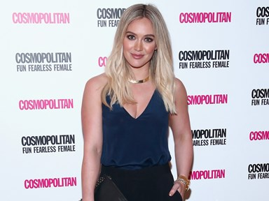 Hilary Duff's daily skincare routine is INTENSE but also, goals