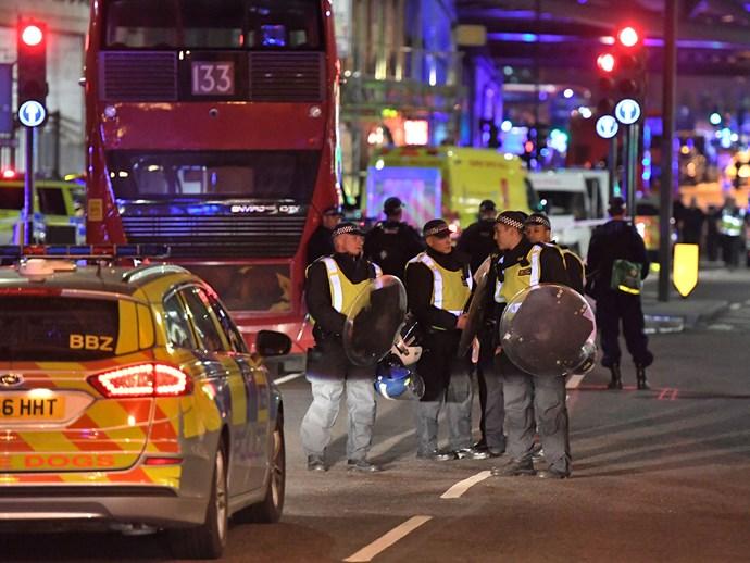 London Terror Attacks June 2017