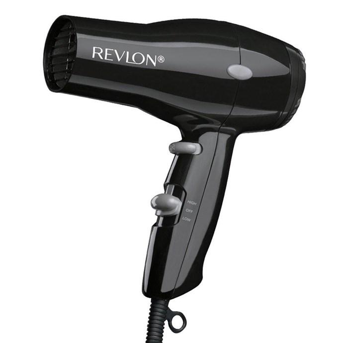 "Revlon Rvdr5034 1875w Turbo Dryer, $15.90 at [Amazon](https://www.amazon.com/dp/B003TQPRGY/?smid=ATVPDKIKX0DER&tag=rewardstyle-20&linkCode=df0&creative=395093&creativeASIN=B003TQPRGY&tag=rewardstyle-20&ascsubtag=U7lDNbe7Jf-~9Y7h9--2938987083 target=""_blank"")"