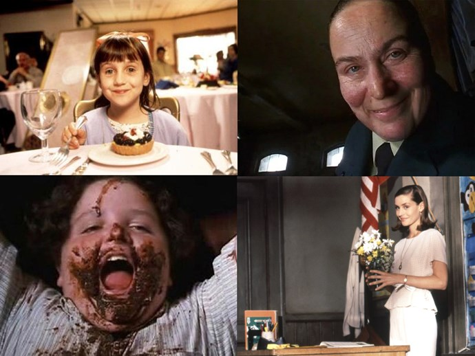what the matilda cast look like now