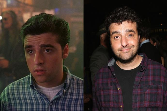**David Krumholtz aka Michael Eckman**  Michael was pretty much the brains behind the whole plan in 10 Things, and was so committed to the cause he ended up with a dick drawn on his face. The actor who played him, David, has worked on shows like Mom and The Good Wife.