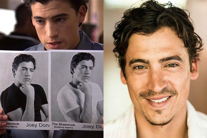 **Andrew Keegan aka Joey Donner**  Joey provided some great ego-inflated moments in 10 Things. In real life, Andrew's had a few acting roles since, but he's made more headlines for starting his own church, Full Circle, in 2014.