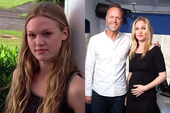 **Julia Stiles aka Kat Stratford**  The actress who starred as everyone's favourite sulky, sassy Kat, has worked steadily since 10 Things — you probably saw her in Silver Linings Playbook and Jason Bourne. She also recently announced she's pregnant with her first child, with her fiancé Preston J. Cook — exciting.