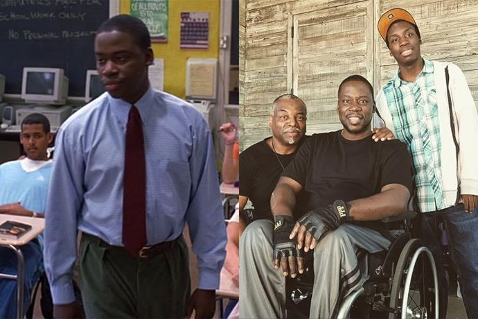 **Daryl Mitchell aka Mr. Morgan**  Everyone loved Mr. Morgan, the sassy English teacher who set the assessment task that resulted in Kat's poem for Pat at the end. Daryl was sadly involved in a motorcycle accident in 2001 that left him paralysed from the waist down, but that hasn't stopped him from continuing to act. He's been on NCIS: New Orleans since 2014.