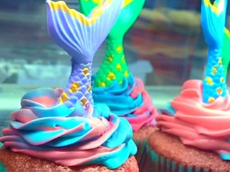 OMG this mermaid café might be the most magical place on earth