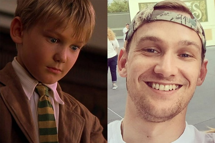 **Freddie Boath AKA Alex O'Connell**  OK, we know this is cheating a bit, as Alex, Rick and Evie's son, appears for the first time in the sequel *The Mummy Returns*. But we love seeing what child stars look like when they grow up, and this is what Freddie, who's 26, looks like now. He hasn't been in anything since the TV series *House of Anubis* in 2013.