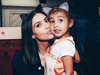 North West just turned four and we can't even believe it