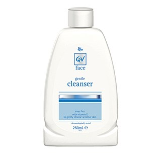 "**Ego QV Face Gentle Cleanser, $12.95, at [Amcal](https://www.amcal.com.au/ego-qv-face-gentle-cleanser---250ml-p-9314839005602?cm_mmc=GooglePLA-_-NA-_-Ego+QV-_-9314839005602&mkwid=sWZ9AwvcJ_dc&pcrid=65807436998&pkw=&pmt=&plid=&product=P_9314839005602&utm_source=Google&utm_medium=cpc&utm_campaign=Amcal-ROI-2017|target=""_blank""