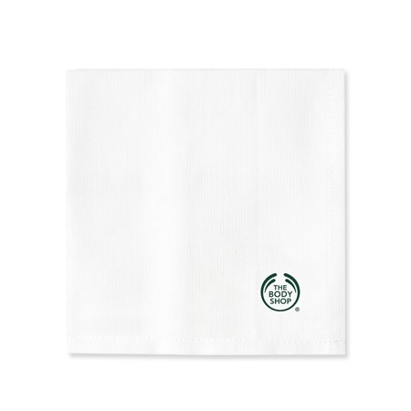 "**Muslin Cloth, $5, at [The Body Shop](http://www.thebodyshop.com.au/make-up/make-up-removers/muslin-cloth#.WUdQZe2GOUl|target=""_blank""