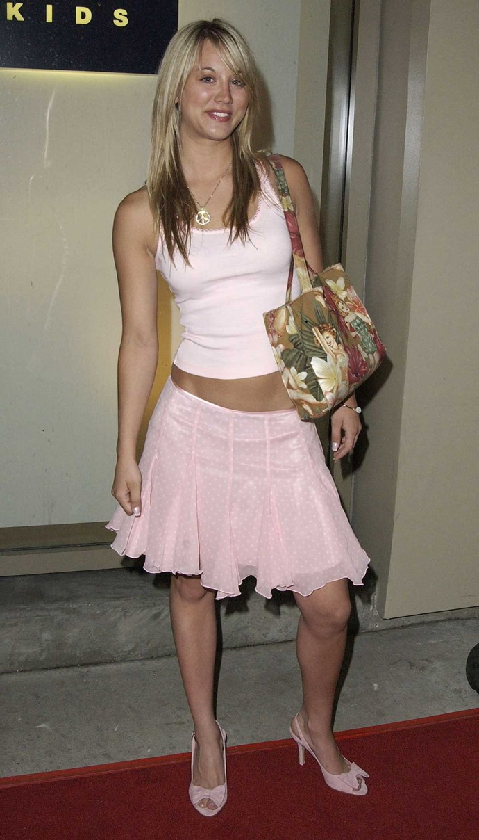 **5. The Mean Girl:** As much as we hate to admit it, Regina George and her pleated minis were actually hella cool back in the day. The key to mastering this ~flawless~ look? The amount of midriff you showed.