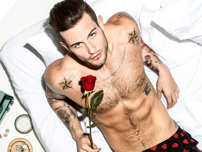 Nico Tortorella who plays Josh on Younger