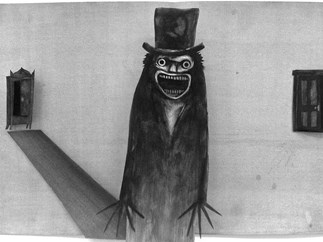 Someone made a Babadook dildo and… well… yeah