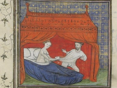 Sex in the Middle Ages: The effed up things ye olde people did