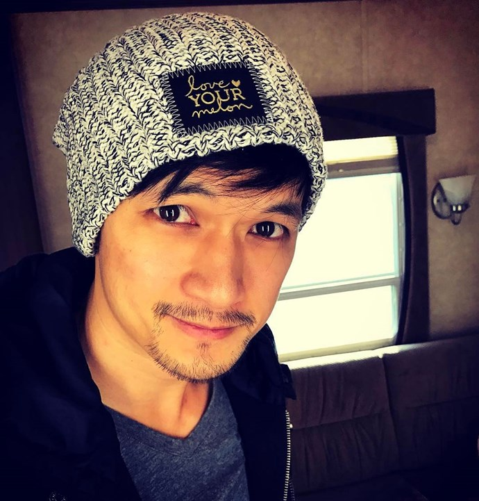 **Harry Shum Jr. = Charlie Wu** <br><br> Charlie is Astrid's ex-fiancé. He still has feelings for her, even though they're both with other people.