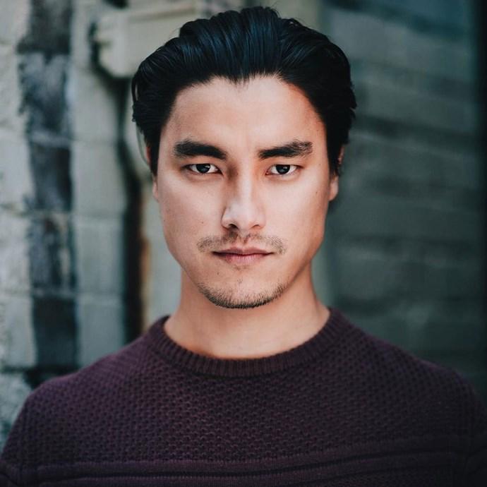 **Remy Hii = Alistair Cheng** <br><br> Alistair is Nick's cousin. He works in the Hong Kong movie business and is dating a famous soap opera actress called Kitty Pong.