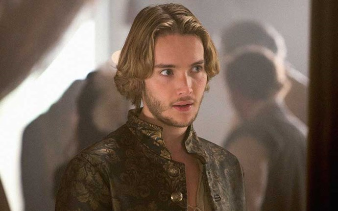 15. *Reign* – King Francis (Toby Regbo)