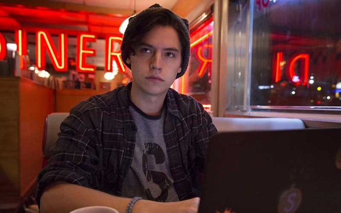 or Jughead (Cole Sprouse), depending on your loyalties