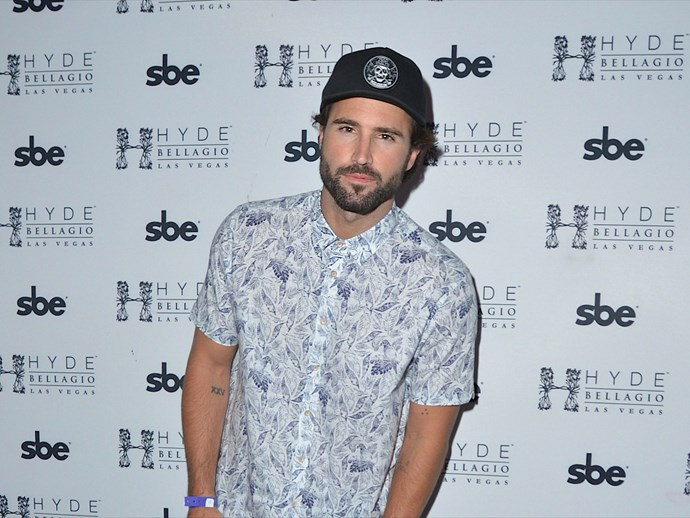 Brody Jenner is coming to Australia, y'all