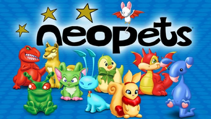 **11. If you felt like doing something kinda adventurous, you'd log onto Neopets…**