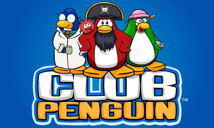 **12. Or Club Penguin. **