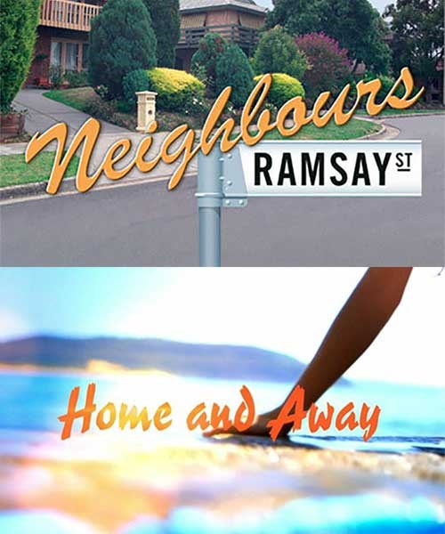 **16. Argue over which show was better, [*Neighbours*] or *Home & Away* (~cough~ *Neighbours* ~cough~).**