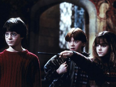 11 celebs you forgot were in Harry Potter