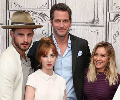 Whoa, Hilary Duff says 'Younger' season 4 has made her #TeamCharles!