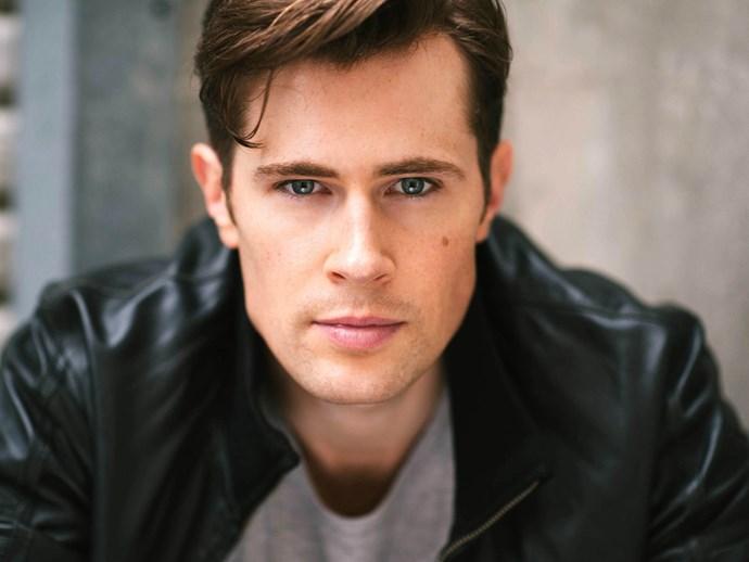 David Berry, who plays Lord John Grey. *Image: STARZ*
