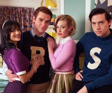 Prepare to FROTH over this 'Riverdale'-inspired fashion label