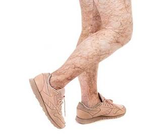 hairy leggings