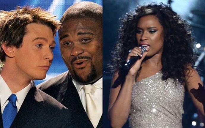 *American Idol*, 2003  Winners: Studdard and Clay Aiken, Runner-Up: Jennifer Hudson