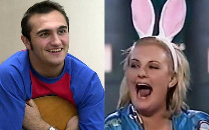 *Big Brother*, 2001 Winner: Ben Williams, Runner-Up: Sara-Marie Fedele