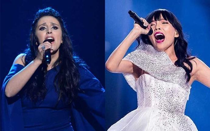 *Eurovision*, 2016  Winner: Jamala, Runner-Up: Dami Im
