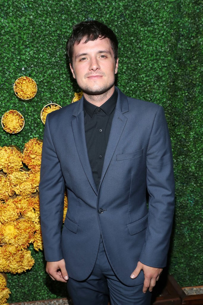 """**Josh Hutcherson:** """"I would probably list myself as mostly straight."""" But he continued, """"Maybe I could say right now I'm 100% straight. But who knows? In a fucking year, I could meet a guy and be like, Whoa, I'm attracted to this person."""" He added, """"I've met guys all the time that I'm like, Damn, that's a good-looking guy, you know? I've never been, like, Oh, I want to kiss that guy. I really love women. But I think defining yourself as 100% anything is kind of near-sighted and close-minded,"""" he told *[Out Magazine](https://www.out.com/entertainment/movies/2013/10/09/josh-hutcherson-straight-talker-hunger-games-threesome)*."""