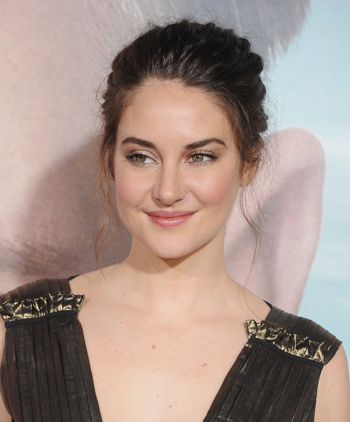 """**Shailene Woodley:** She told *[The Hollywood Reporter](http://www.hollywoodreporter.com/news/shailene-woodley-is-divergent-star-685842)*, """"I fall in love with human beings based on who they are, not based on what they do or what sex they are."""""""