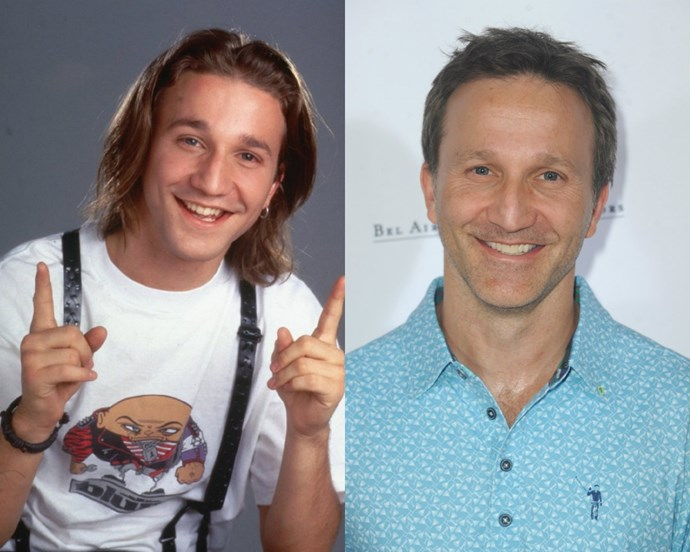 **Breckin Meyer aka Travis Birkenstock**:   Much like his role in *Clueless*, Breckin went on to play the 'stoner' in several films (*The Craft*, anyone?). He later voiced the character of Joseph Gribble in *King of the Hill* and was the creator and writer for series *Men at Work* until 2014.