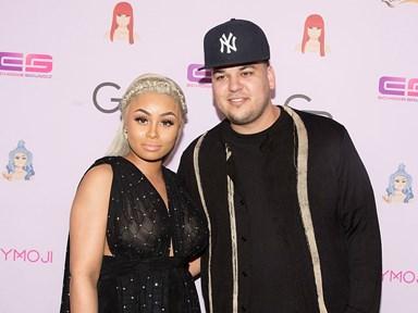 Blac Chyna claims ex Rob Kardashian beat her