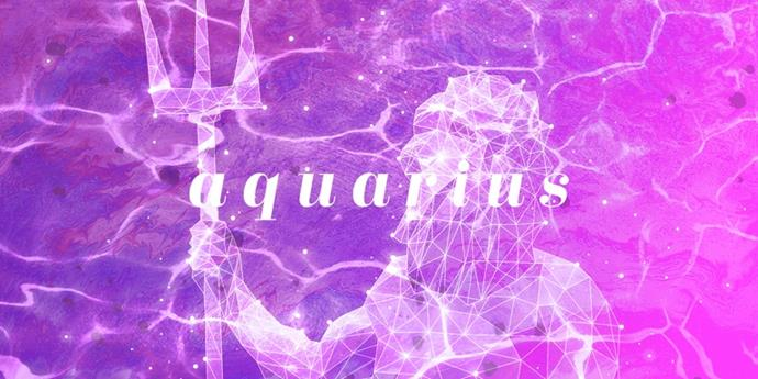 """**Aquarius** <br>  **Ruling planet:** Uranus  **Compatibility:** Aquarians are most compatible with Leo, Gemini, Libra, Aquarius, Aries or Sagittarius.   **Famous Aquarians:** Oprah, Harry Styles, Ellen DeGeneres, Justin Timberlake, Ashton Kutcher  <br>  Aquarians may be very reserved and shy, or very loud and in-charge. While that might seem contradictory, the underlying trait of honesty (even if it's brutal) is a driving force behind all Aquarians. You can always rely on an Aquarius to tell it like it is and give you a straight answer, no matter how uncomfortable it may be at first.   Certified astrologer [John Marchesella](http://www.astrojohn.com/