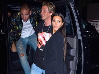 Kim Kardashian promptly denies Snapchatting cocaine: 'That's sugar'