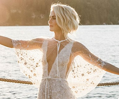 14 celeb wedding dresses that are so pretty, they'll leave you speechless