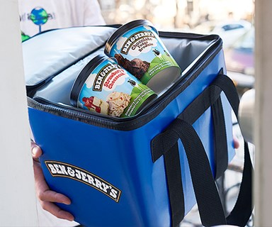 You can now get Ben & Jerry's delivered to your door