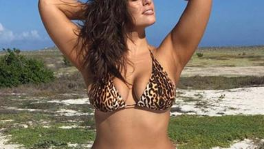 This Ashley Graham-Approved Bikini Hack Will Solve Your Halter-Top Woes